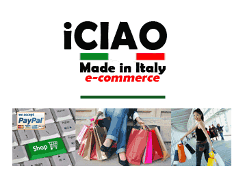 iciao made in italy e-commerce