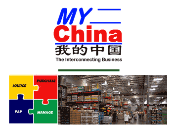 My China Supply Chain- Sourcing
